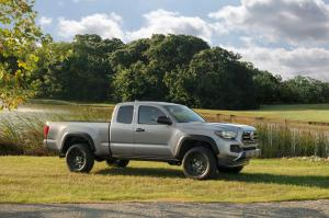 Toyota Tacoma SR SX Package Access Cab 2018 года