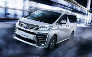 Toyota Vellfire Executive Lounge Z