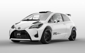 Toyota Yaris R4 by Evolve