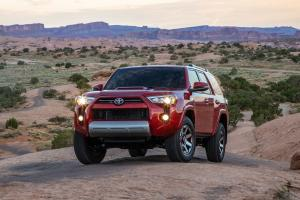 Toyota 4Runner TRD Off-Road 2019 года