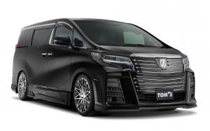 Toyota Alphard by TOM'S '2019