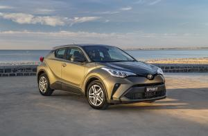 Toyota C-HR Turbo 2019 года