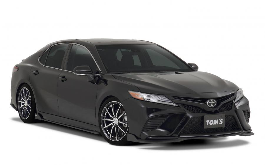 Toyota Camry C35 by TOM'S '2019