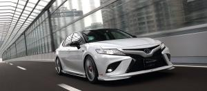 2019 Toyota Camry Sport Line Black Label by Artisan Spirits