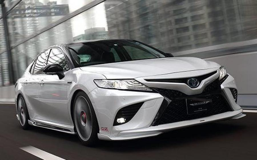 Toyota Camry Sport Line Black Label by Artisan Spirits