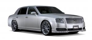 Toyota Century by TOM'S 2019 года