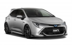 Toyota Corolla Sport G Z Hatchback by TOM'S '2019