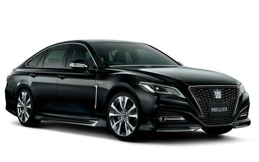 2019 Toyota Crown RS 2.0 Turbo by Modellista