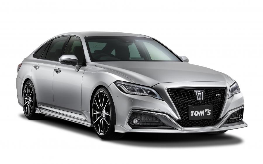 Toyota Crown RS by TOM'S '2019
