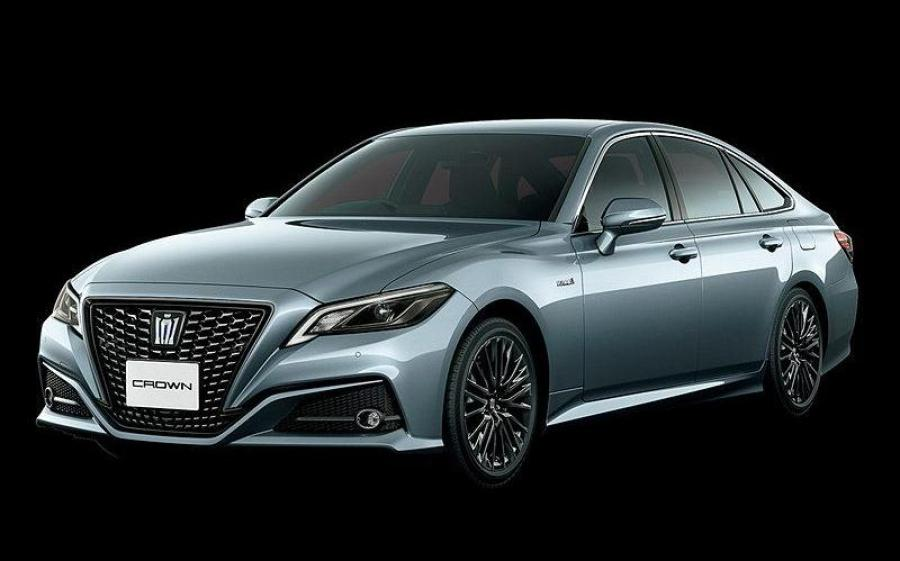 2019 Toyota Crown Sport Style Hybrid