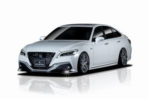 2019 Toyota Crown by Rowen