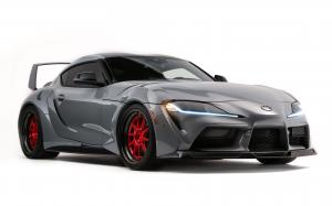 Toyota GR Supra HyperBoost by Rutledge Wood 2019 года