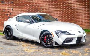 Toyota GR Supra Launch Edition 2019 года (NA)