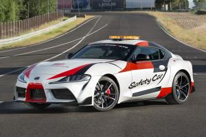 2019 Toyota GR Supra Safety Car
