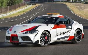 Toyota GR Supra Safety Car 2019 года