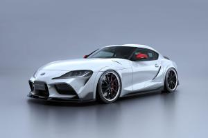 2019 Toyota GR Supra Black Label by Artisan Spirits