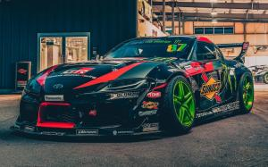 Toyota GR Supra by Fat Five Racing 2019 года