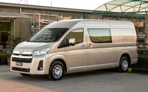 2019 Toyota Hiace SLWB Van with Option Pack (AU)