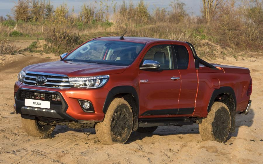 Toyota Hilux Challenger Xtra Cab