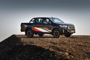 Toyota Hilux GR Sport Double Cab 2019 года