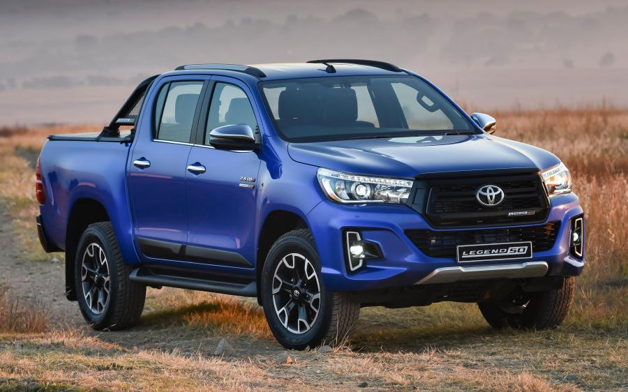 Toyota Hilux Legende 50 Double Cab (ZA) '2019