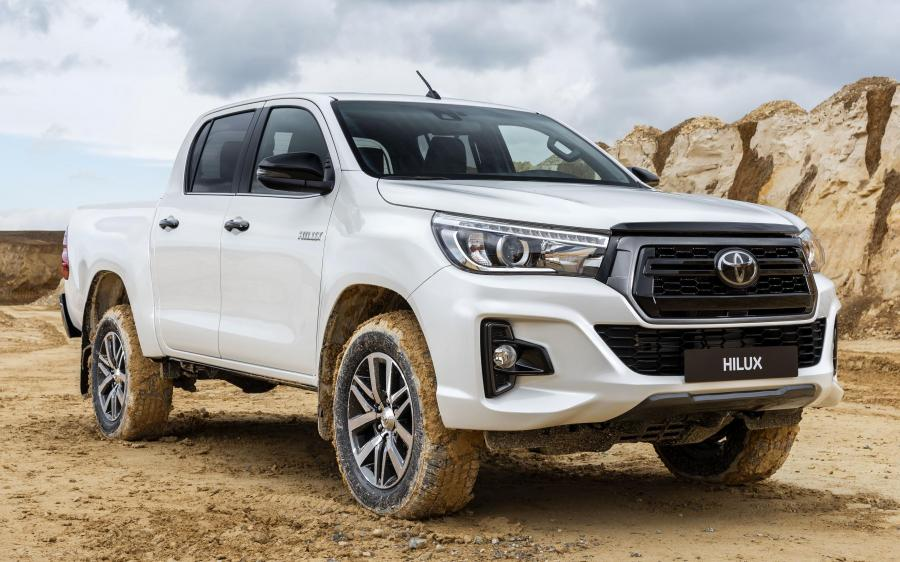 Toyota Hilux Special Edition Double Cab (EU) '2019