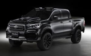 2019 Toyota Hilux Sports Line Black Bison Edition by Wald