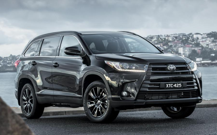 Toyota Kluger Black Edition (XU50) '2019