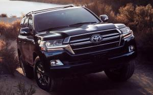 Toyota Land Cruiser Heritage Edition 2019 года (NA)