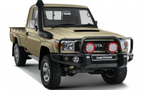 Toyota Land Cruiser Pickup Namib