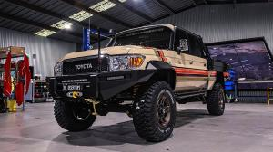 2019 Toyota Land Cruiser Supertourer Desert Ops by Patriot Campers