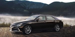 Toyota Mark X 250S Final Edition 2019 года