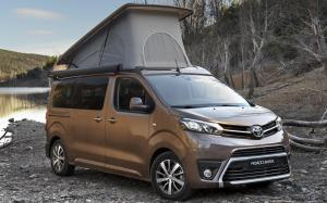 Toyota ProAce Camper 2019 года
