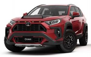 2019 Toyota RAV4 by Climate