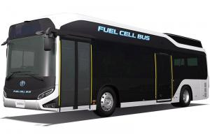 2019 Toyota Sora Fuel Cell Bus