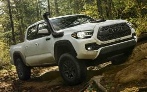 Toyota Tacoma TRD Pro Double Cab 2019 года