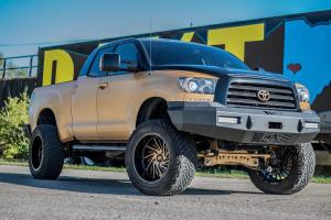Toyota Tundra Double Cab SR5 on Forgiato Wheels (Ventoso-T) 2019 года