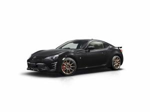 2020 Toyota 86 GT Black Limited