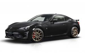 Toyota 86 GT Black Limited 2020 года