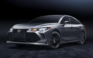 Toyota Avalon XSE Nightshade Edition 2020 года
