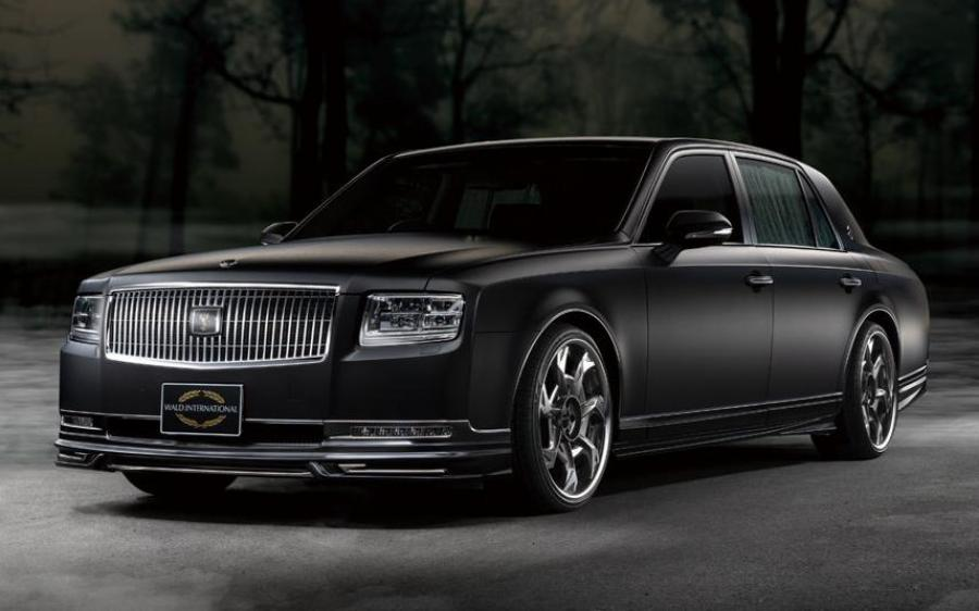 2020 Toyota Century Executive Line by Wald