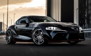 Toyota GR Supra 450 by Manhart Racing 2020 года