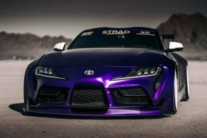 Toyota GR Supra Wide Body by Pandem 2020 года