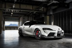2020 Toyota GR Supra by 3D Design