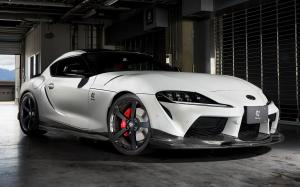 Toyota GR Supra by 3D Design (A90) '2020