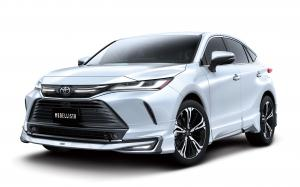 Toyota Harrier Modellista Avant Emotional 2020 года