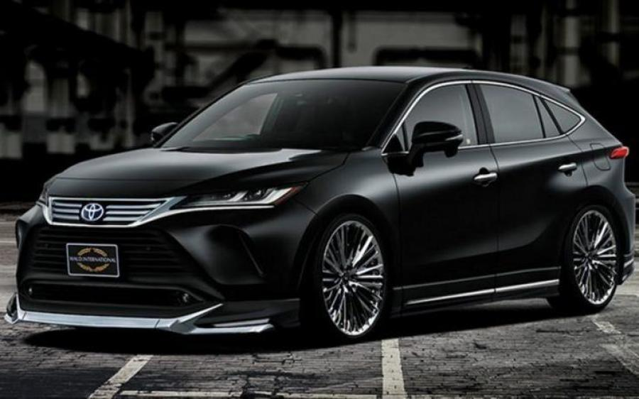 Toyota Harrier by Wald '2020