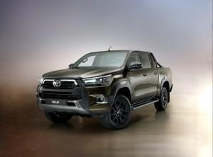 2020 Toyota Hilux Invincible Double Cab