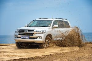 2020 Toyota Land Cruiser 200 VX-R