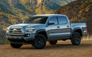 Toyota Tacoma Trail Double Cab 2020 года